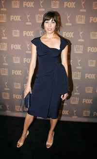 Michaela Conlin at the after party of 20th Century Television Fox Emmy.