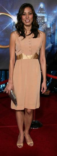 Michaela Conlin at the world premiere of