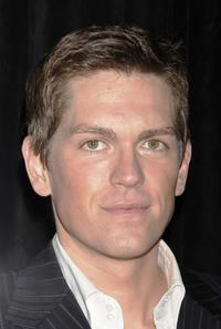 Steve Howey at the premiere of