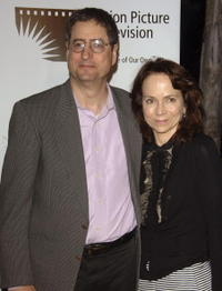 Jessica Harper and Tom Rothman at the 2nd annual