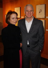 Jessica Harper and Steve Martin at the 20th anniversary screening of the