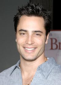 Victor Webster at the premiere of