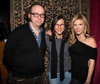 Paul Giamatti, director Sophie Barthes and Katheryn Winnick at the screening of