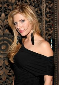Katheryn Winnick at the party for the screening of