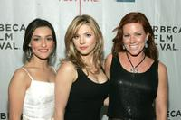 Mirelly Taylor, Katheryn Winnick and Elisa Donovan at the premiere of