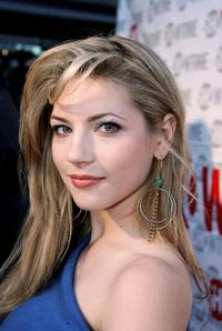 Katheryn Winnick at the premiere of