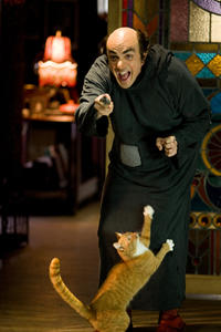 Hank Azaria as Gargamel in ``The Smurfs.''