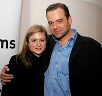 Julia Jentsch and Director Marc Rothermund at the Made in Germany Party during the AFI Fest.