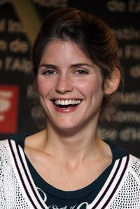 Alice Taglioni at the photocall of