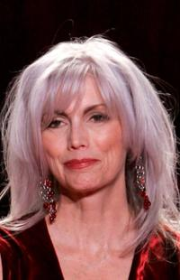 Emmylou Harris at the Heart Truth - Red Dress Fall 2006 fashion show