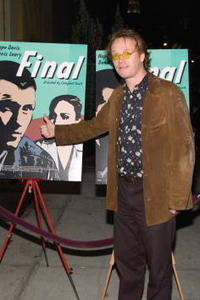 Jared Harris at the premiere of the