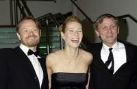 Jared Harris, Gwyneth Paltrow and Daniel Craig at the Times BFI London Film Festival Closing Gala premiere of