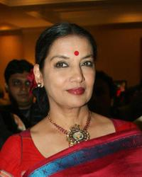 Shabana Azmi at the B&D Hair and Makeup Awards.
