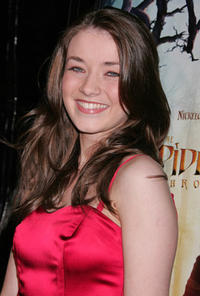 Sarah Bolger at the L.A. premiere of