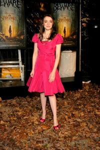 Sarah Bolger at the screening of