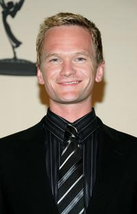 Neil Patrick Harris at the press room at the 2006 Creative Arts Awards.
