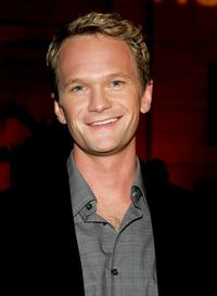 Neil Patrick Harris at the CBS