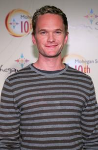 Neil Patrick Harris at the Afterglow party during the Mohegan Sun 10th Anniversary celebration.