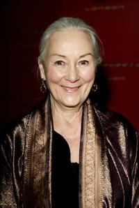 Rosemary Harris at the afterparty following the UK premiere of