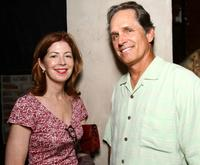Dana Delany and Gregory Harrison at the after party of the premiere of