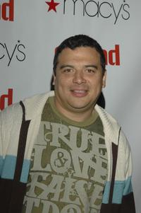 Carlos Mencia at the Tu Ciudad Magazine 2006 Hip Hot Now List party.
