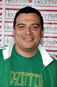 Carlos Mencia at the 2nd Annual Evening of Comedy.