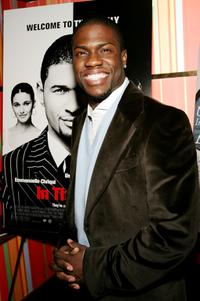 Kevin Hart at the afterparty of the premiere of