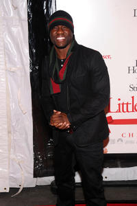 Kevin Hart at the New York premiere of