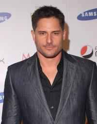 Joe Manganiello at the Maxim Party.