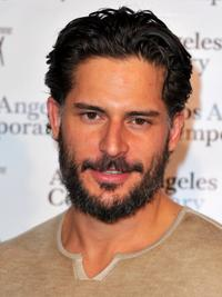 Joe Manganiello at the opening night gala of the 1st Annual Art Los Angeles Contemporary.
