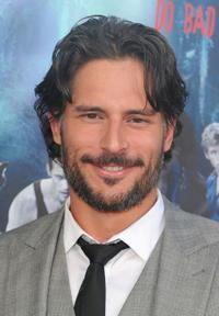 Joe Manganiello at the premiere of