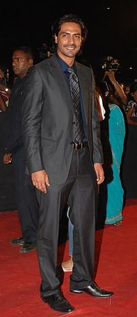 Arjun Rampal at the Awards Ceremony in Mumbai.