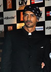 Arjun Rampal at the premiere of