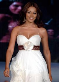 Bipasha Basu at the music release function of