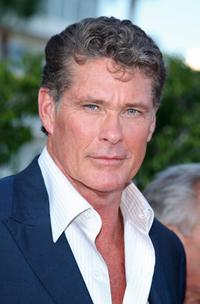 David Hasselhoff at the NBC All-Star Party held during the 2007 Summer Television Critics Association Press Tour.