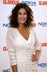 Teri Hatcher at the 2007 Glamour Women of the Year Award.