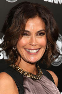 Teri Hatcher at the Montblanc Honors Quincy Jones Award Ceremony in L.A.