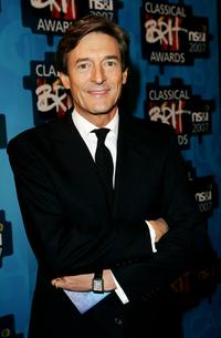 Nigel Havers at the Classical BRIT Awards 2007.