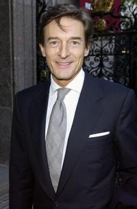 Nigel Havers at the private viewing of Patrick Lichfield's photo exhibition