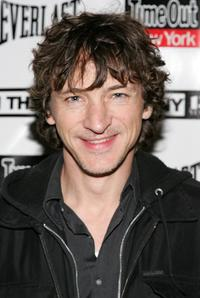 John Hawkes at the LAByrinth Theater Company's 4th Annual Celebrity Charades.
