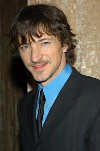 John Hawkes at the HBO Golden Globe After Party.