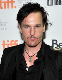 Michael Eklund at the premiere of