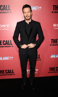 Michael Eklund at the California premiere of