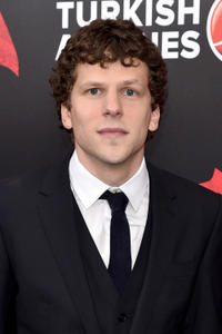 Jesse Eisenberg at the New York premiere of