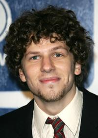 Jesse Eisenberg at the IFP's (Independent Feature Project) 15th Annual Gotham Awards.