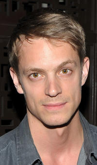 Joel Kinnaman at the after party of the New York premiere of