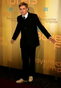 Matthias Schweighofer at the Bavarian Film Awards.