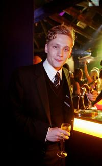 Matthias Schweighofer at the Annual Bambi Awards 2007.
