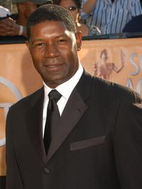 Dennis Haysbert at the 11th Annual Screen Actors Guild Awards.
