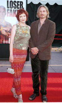 Glenne Headly and Guest at the Los Angeles Premiere of
